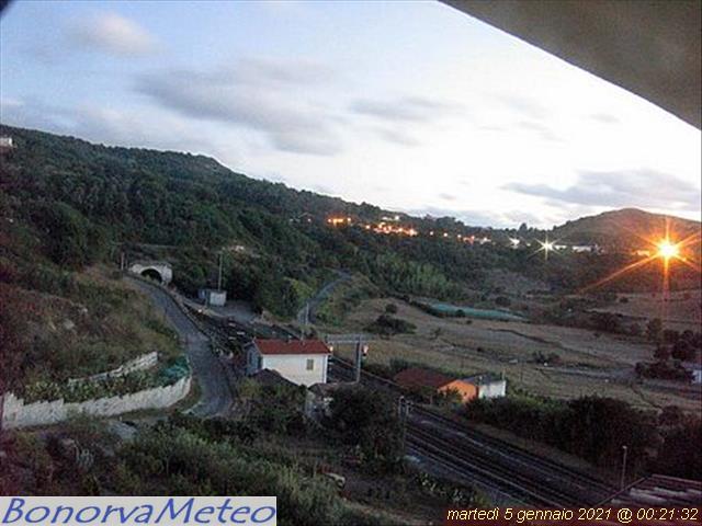 Webcam a Bonorva (SS)